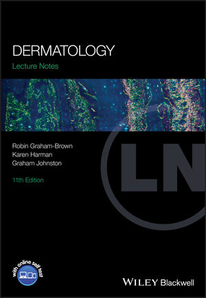 Lecture Notes: Dermatology, 11th Edition (EHEP003545) cover image