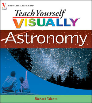 Teach Yourself VISUALLY Astronomy (0470446846) cover image