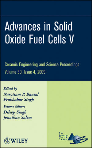 Advances in Solid Oxide Fuel Cells V, Volume 30, Issue 4