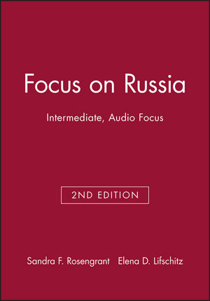 Focus on Russia, 2e with Audio CD Set