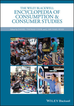 The Wiley Blackwell Encyclopedia of Consumption and Consumer Studies (0470672846) cover image