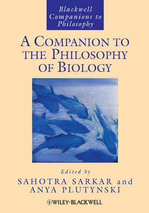 A Companion to the Philosophy of Biology (0470695846) cover image