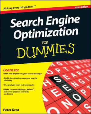 Search Engine Optimization For Dummies, 4th Edition