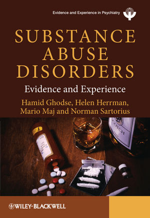 Substance Abuse Disorders: Evidence and Experience (0470975946) cover image