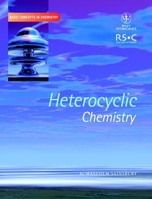 Heterocyclic Chemistry (0471281646) cover image