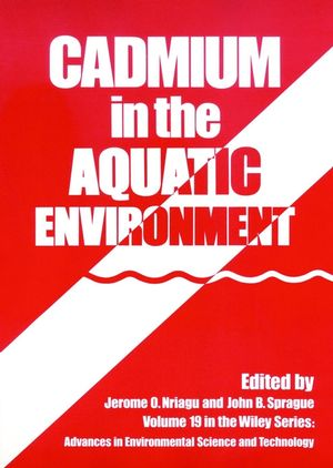 Cadmium in the Aquatic Environment