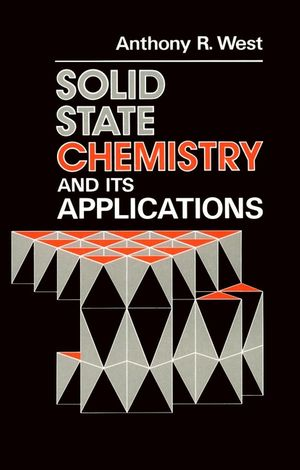 Solid State Chemistry and Its Applications (0471908746) cover image