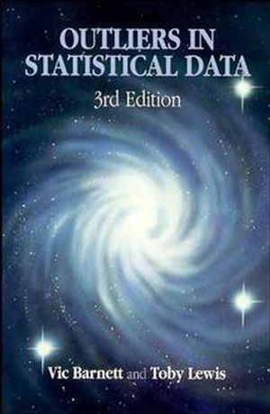 Outliers in Statistical Data, 3rd Edition (0471930946) cover image