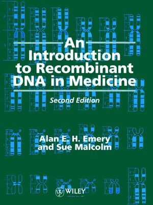 An Introduction to Recombinant DNA in Medicine, 2nd Edition (0471939846) cover image