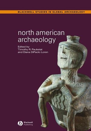 North American Archaeology (0631231846) cover image