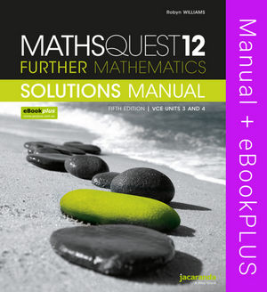 Maths quest 12 further mathematics vce units 3 and 4 solutions maths quest 12 further mathematics vce units 3 and 4 solutions manual ebookplus 5th edition fandeluxe Gallery