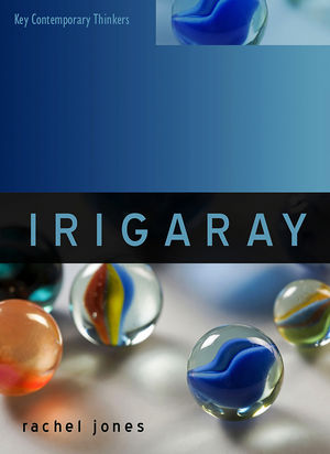 Irigaray (0745651046) cover image