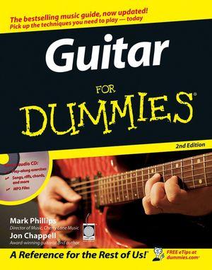 Guitar For Dummies CD Update