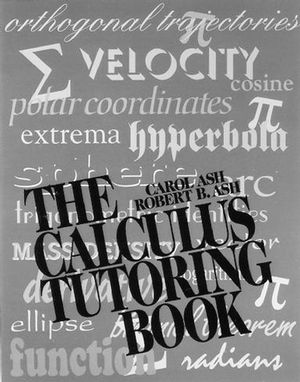 The Calculus Tutoring Book