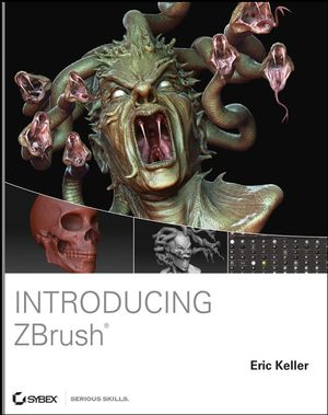 Introducing ZBrush (1118059646) cover image