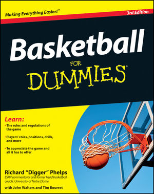 Basketball For Dummies, 3rd Edition