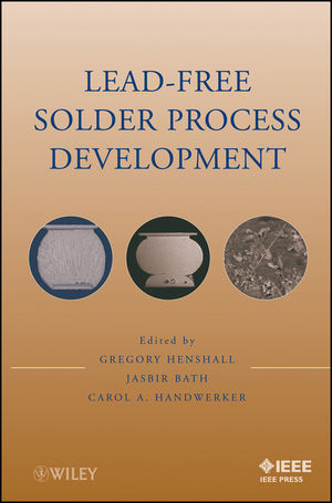 Lead-Free Solder Process Development (1118102746) cover image
