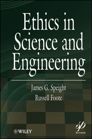 Ethics in Science and Engineering (1118104846) cover image