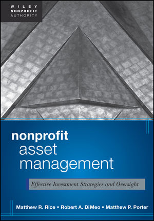 Nonprofit Asset Management: Effective Investment Strategies and Oversight (1118199146) cover image