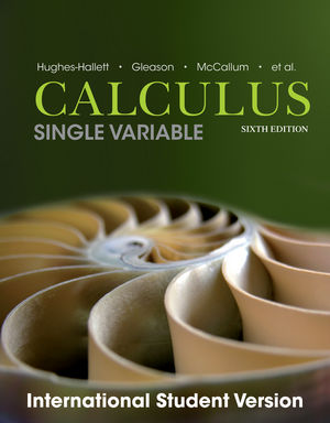 Calculus: Single and Multivariable, 6th Edition International Student Version