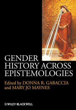 Gender History Across Epistemologies (1118508246) cover image