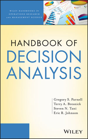 Handbook of Decision Analysis (1118515846) cover image