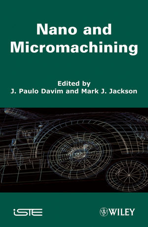 Nano and Micromachining (1118617746) cover image