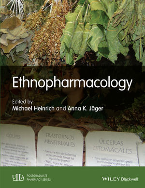Ethnopharmacology (1118930746) cover image