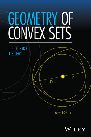 Geometry of Convex Sets (1119022746) cover image