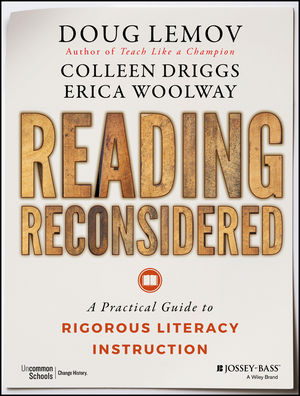 Book Cover Image for Reading Reconsidered: A Practical Guide to Rigorous Literacy Instruction