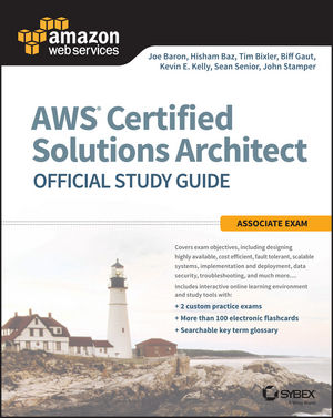 AWS Certified Solutions Architect Official Study Guide: Associate Exam (1119139546) cover image