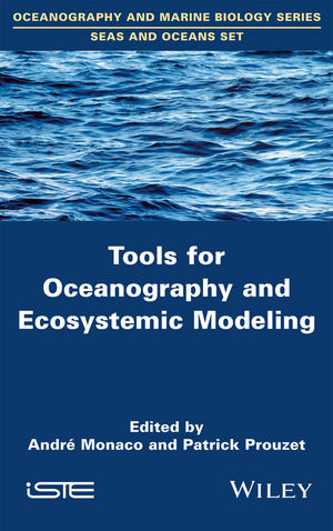 Tools for Oceanography and Ecosystemic Modeling (1119330246) cover image