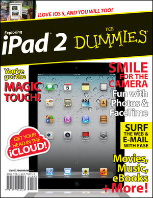 Exploring iPad 2 For Dummies<sup>&#174;</sup>, Bookazine UK Edition