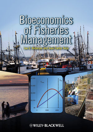Bioeconomics of Fisheries Management (1119949246) cover image
