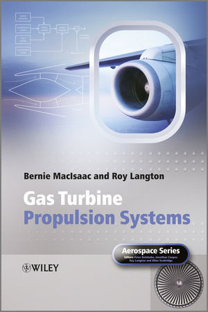 Gas Turbine Propulsion Systems (1119976146) cover image