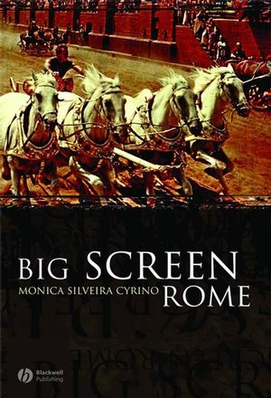 Big Screen Rome (1405116846) cover image