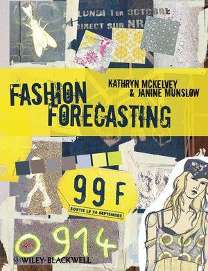 Fashion Forecasting (1405140046) cover image