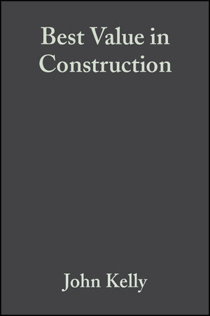 Best Value in Construction (1405151846) cover image