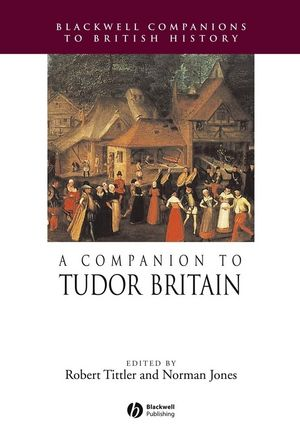 A Companion to Tudor Britain (1405189746) cover image