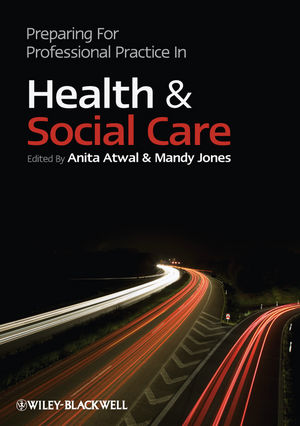Preparing for Professional Practice in Health and Social Care (1444316346) cover image