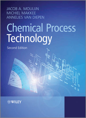 Chemical Process Technology, 2nd Edition (1444320246) cover image