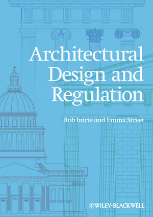 Architectural Design and Regulation (1444393146) cover image