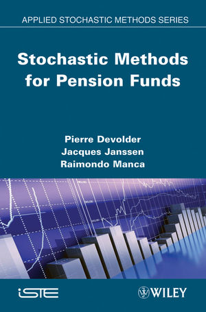 Stochastic Methods for Pension Funds (1848212046) cover image