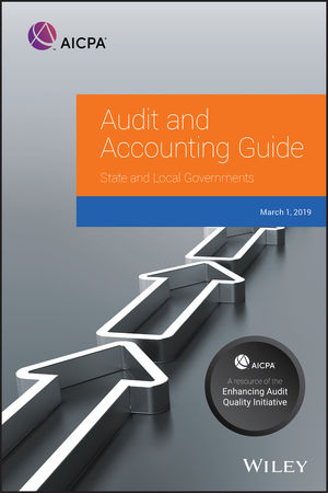<span class='search-highlight'>Audit</span> and Accounting Guide: State and Local Governments 2019