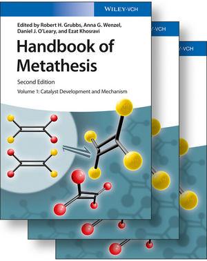 Handbook of Metathesis, 3 Volume Set, 2nd Edition