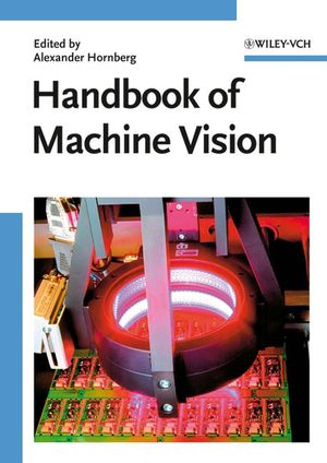Handbook of Machine Vision (3527610146) cover image