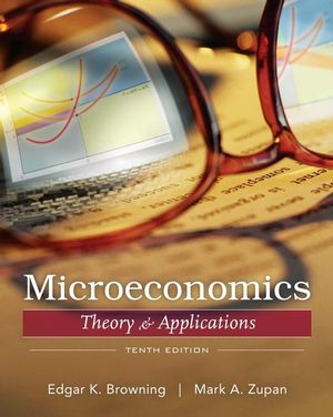 Microeconomic Theory & Applications, 10th Edition (EHEP000146) cover image
