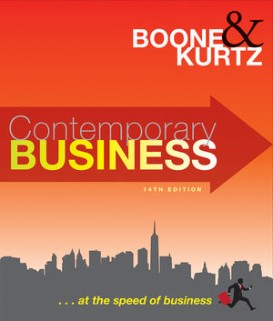 Contemporary Business, 14th Edition (EHEP001746) cover image