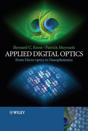 Applied Digital Optics: From Micro-optics to Nanophotonics (0470022647) cover image