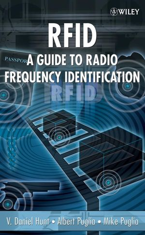 RFID: A Guide to Radio Frequency Identification (0470112247) cover image